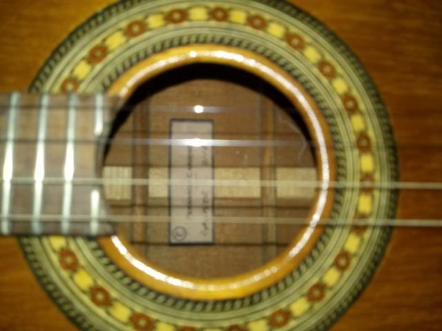 """Cavaquinho """"luthier"""" Fernando Cardoso - Foto 2"""