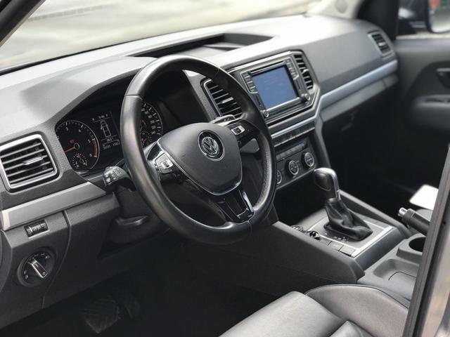Volkswagen amarok highline tdi 4x4 at 2017, diesel - Foto 9