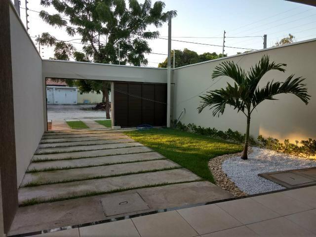 Casa duplex com 3 suítes pertinho da washington soares - Foto 3
