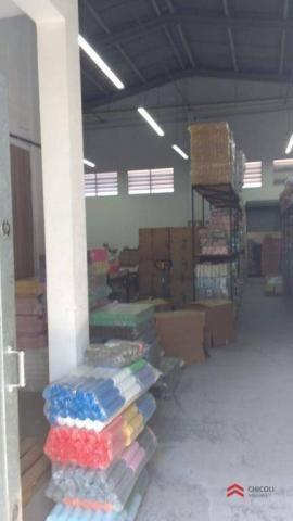 Galpão comercial à venda, residencial oásis, vargem grande paulista. - Foto 15