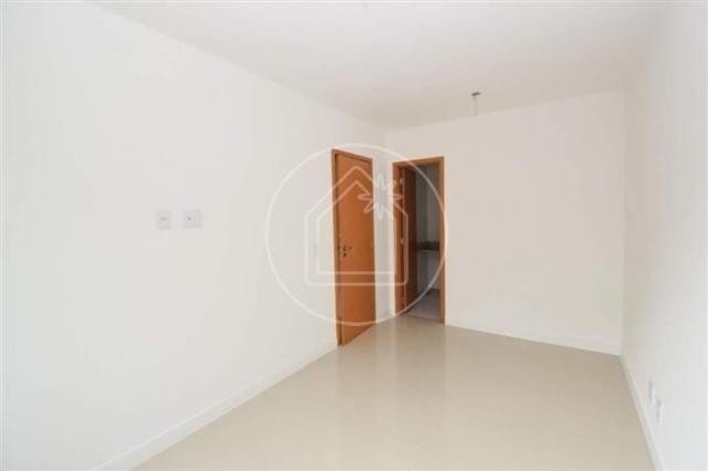 Apartamento à venda com 2 dormitórios em Rio comprido, Rio de janeiro cod:847480 - Foto 9
