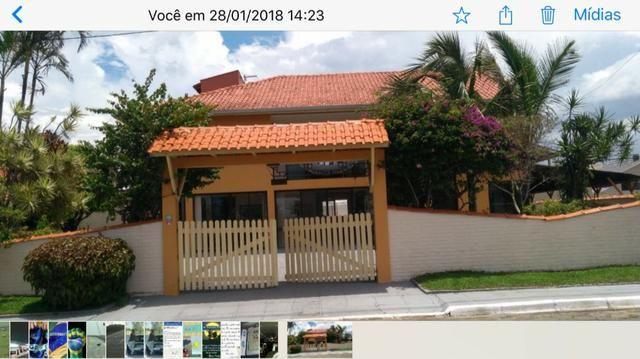 Porto Fino/ Pontal do Sul Maravilhosa Casa 5 Suítes, Piscina - Foto 2