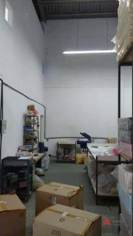 Galpão comercial à venda, residencial oásis, vargem grande paulista. - Foto 11