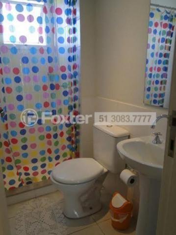 Casa à venda com 2 dormitórios em Cavalhada, Porto alegre cod:158839 - Foto 14