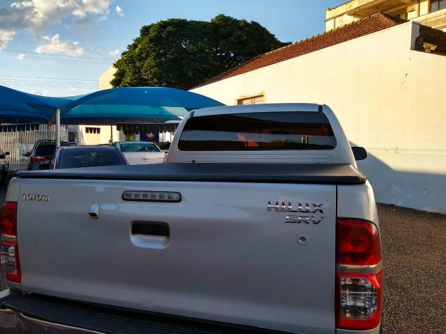 Toyota Hilux SRV 3.0 4x4 Diesel automática top - Foto 2
