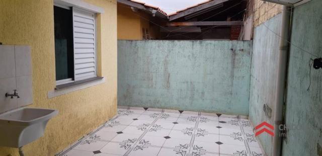 Casa com 3 dormitórios para alugar, 53 m² - san marino - vargem grande paulista/sp - Foto 8