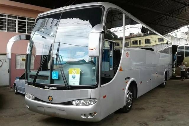Ônibus Mercedes Benz Marcopolo - Foto 2