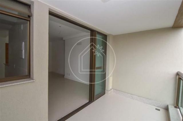 Apartamento à venda com 2 dormitórios em Rio comprido, Rio de janeiro cod:847480 - Foto 13