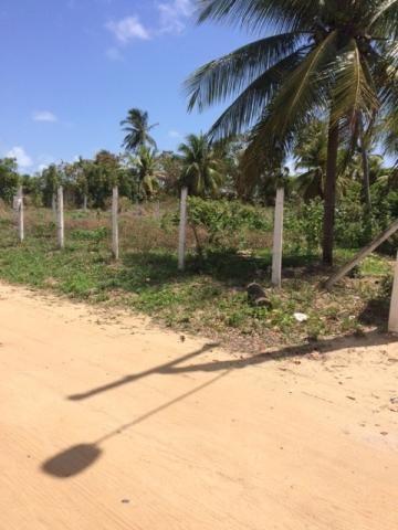 Lote 800m2 no Condomínio Privê Vila Velha em Ilha de Itamaracá Aceito Automóvel