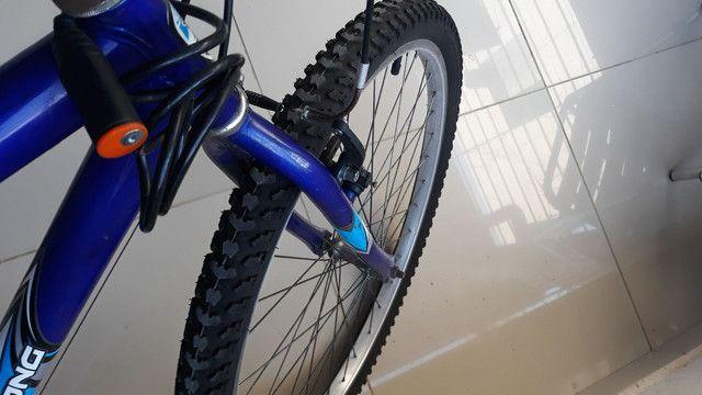 Vendo uma ótima bike - Foto 3