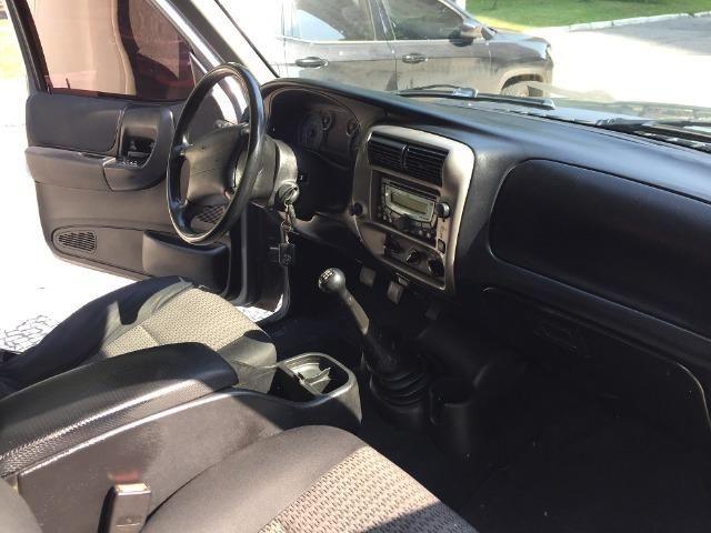 Ranger xlt 2012 fat 2013 cabine dupla 2.3 flex completissima unico dono raridade - Foto 13