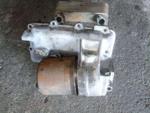 Resfriador e radiador de oleo motor usado bom estado 447 e 449