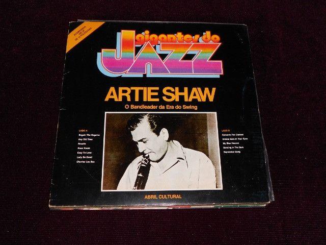 LPs - Os Gigantes do Jazz (Liquida: 5 LPs) - Foto 4