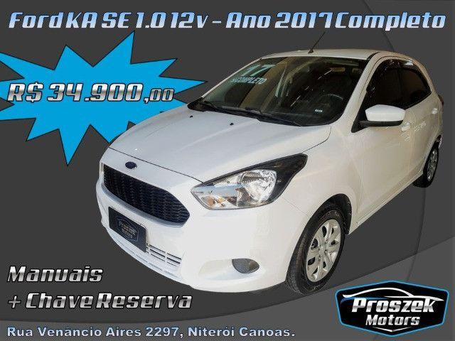Ford Ka 1 0 Se Se Plus Tivct Flex 5p 2017 776746301 Olx