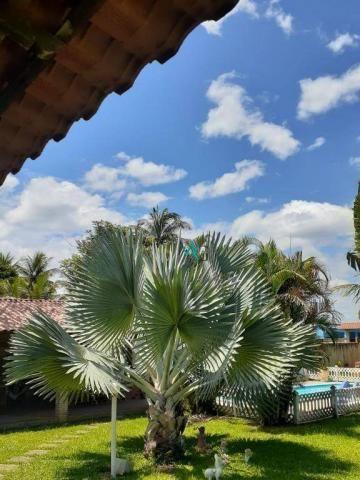 Sítio com 3 dormitórios, 4000 m² - venda por R$ 580.000,00 ou aluguel por R$ 4.500,00/mês  - Foto 2