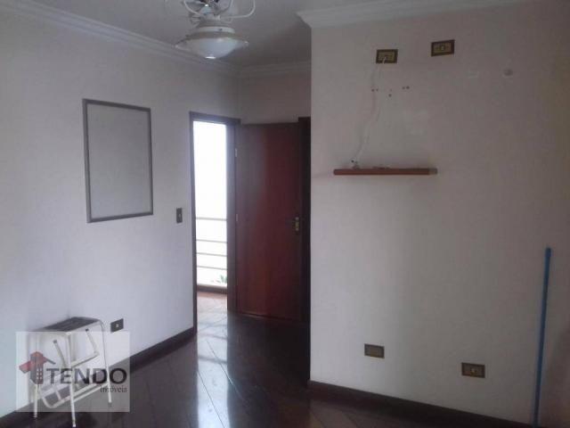 Sobrado - venda - 4 dormitórios, - 3 suítes - aluguel por R$ 4.600/mês - Vila Marlene - Sã - Foto 11