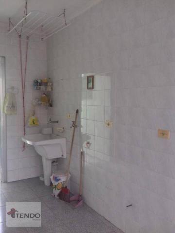 Sobrado - venda - 4 dormitórios, - 3 suítes - aluguel por R$ 4.600/mês - Vila Marlene - Sã - Foto 18