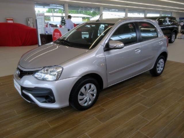 Toyota Etios 1.5 READY 16V FLEX 4P AUTOMATICO
