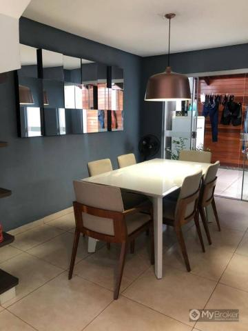 Sobrado com 3 dormitórios à venda, 143 m² por R$ 470.000,00 - Jardim Novo Mundo - Goiânia/