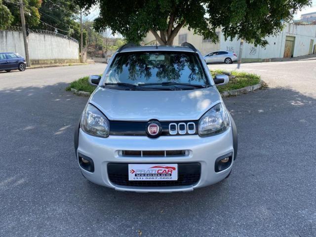 Fiat Uno Way 1.0 8V (Flex) 4p - Foto 2