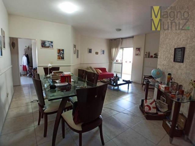 Apartamento com 3 dormitórios à venda, 138 m² por R$ 245.000,00 - Papicu - Fortaleza/CE - Foto 2