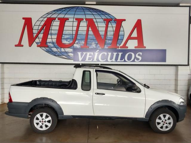 Fiat strada 2013 1.4 mpi working ce 8v flex 2p manual - Foto 2
