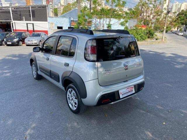 Fiat Uno Way 1.0 8V (Flex) 4p - Foto 6