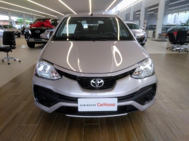 Toyota Etios 1.5 READY 16V FLEX 4P AUTOMATICO - Foto 2