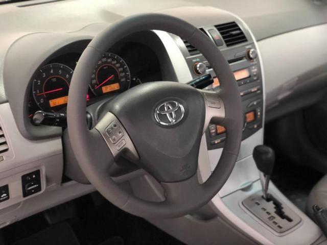 Toyota Corolla 1.8 GLI AT - Foto 9
