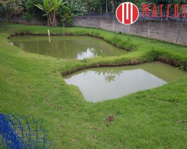 Maravilhosa Chácara com Área de 6.090M² toda murada - Foto 5