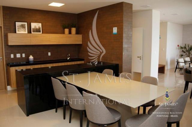 Apartamento com 3 dormitórios à venda, 100 m² por R$ 836.077,74 - De Lourdes - Fortaleza/C - Foto 6