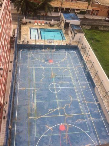Apartamento para alugar, 210 m² por R$ 3.500,00/mês - Tupi - Praia Grande/SP - Foto 17