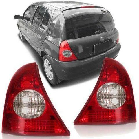 Lanterna Traseira Renault Clio Hatch 2003 a 2010