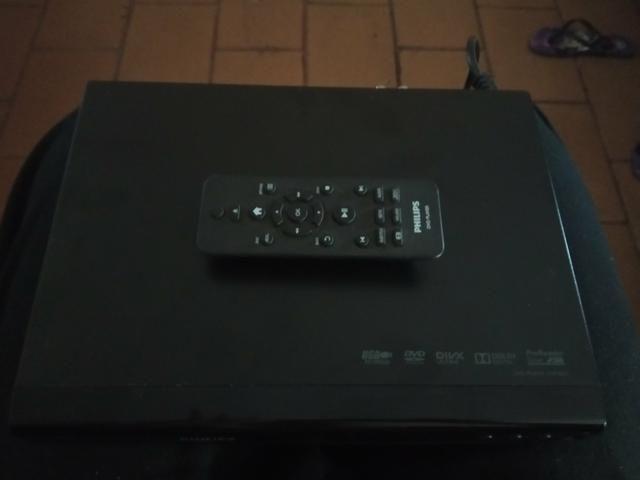 DVD philips Semi novo - Foto 3