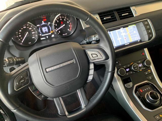 RANGE ROVER EVOQUE 2017/2017 2.0 SE DYNAMIC 4WD 16V GASOLINA 4P AUTOMÁTICO - Foto 9