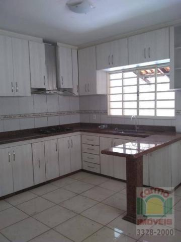 Casa com 3 dormitórios para alugar, 132 m² por R$ 1.600,00/mês - Parque Brasília 2ª Etapa  - Foto 14