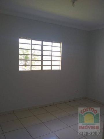 Casa com 3 dormitórios para alugar, 132 m² por R$ 1.600,00/mês - Parque Brasília 2ª Etapa  - Foto 7
