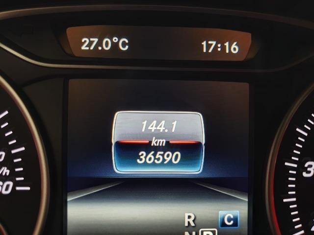 M-Benz A200 FF 1.6 Turbo Flex Impecável - Foto 8