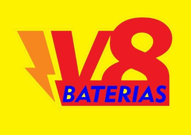 Promoção de Janeiro Ligue Baterias V-8 Baterias 4103-1133 R$129,99