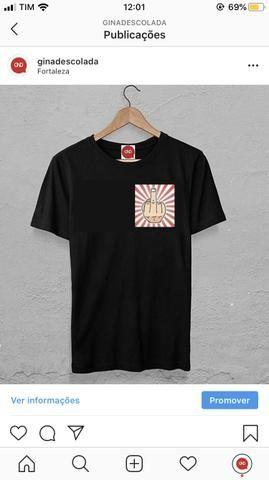 Camisas Criativas - Foto 3