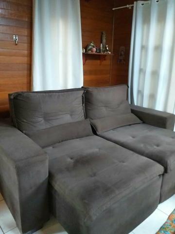 Sofá novinho super confortável - Foto 2