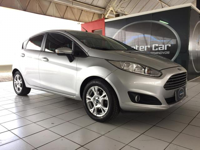 New Fiesta 2015 1.6 automático - Foto 2
