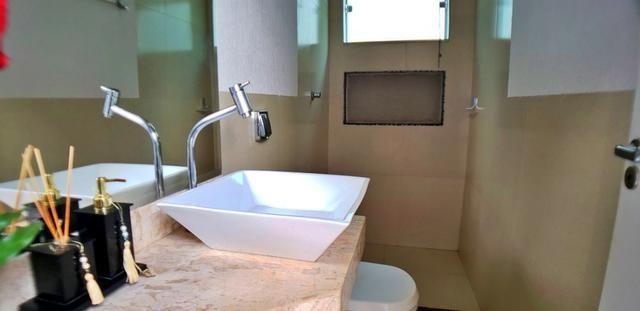 Casa 3 Quartos, 170 m² c/ lazer na 106 Norte - Foto 11