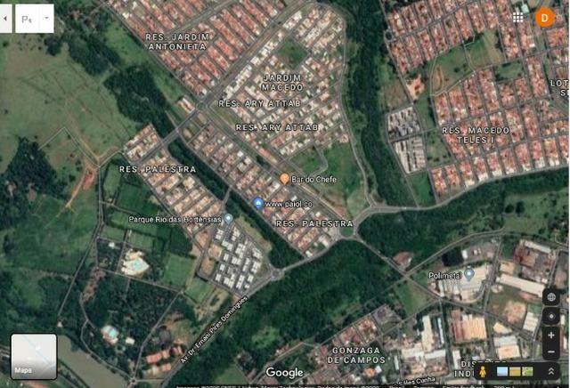 Vendo Excelente Terreno de 250m² no Residencial Palestra