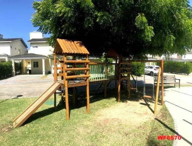CA1743 Vendo ou Alugo, casa e condomínio no Eusébio, 3 quartos, 3 vagas, lazer - Foto 17