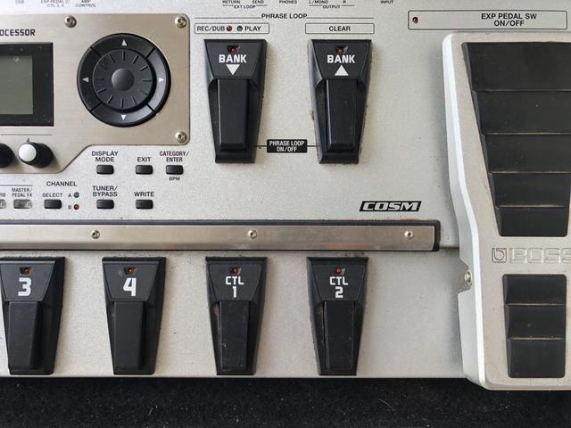Pedaleira GT10 com case - Foto 4