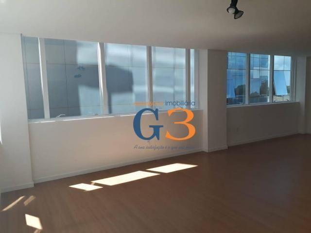 Sala para alugar, 48 m² por r$ 1.800,00/mês - três vendas - pelotas/rs - Foto 8