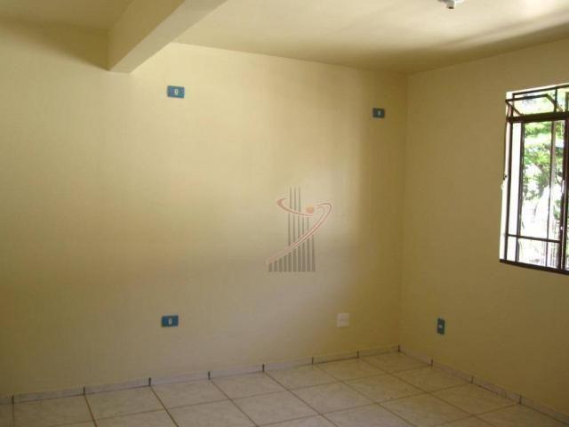 Apartamento com 3 dormitórios para alugar, 53 m² por R$ 900/mês - Jardim Alice I - Foz do  - Foto 9
