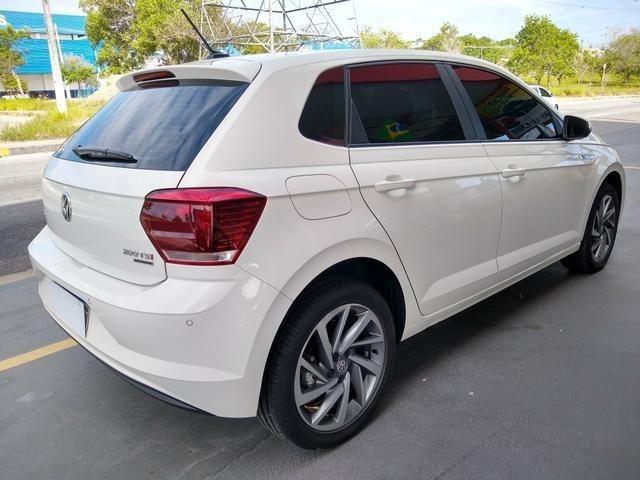 VW Polo Highline 200 TSI 1.0 Flex 12v Automático - Foto 7