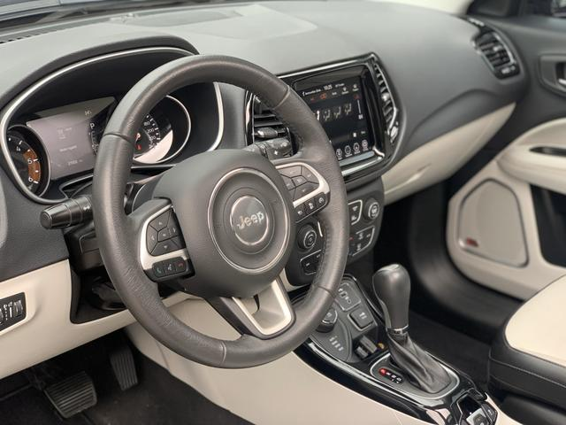 Jeep Compass limited diesel 2018/2019 - Foto 11